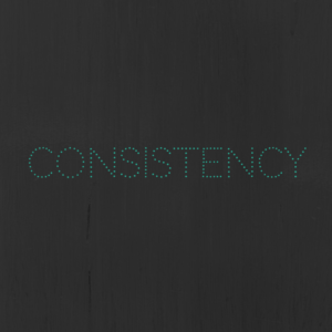 Consistency - Alicia de los Reyes