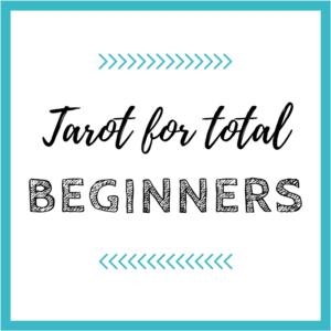tarot for total beginners – Alicia de los Reyes